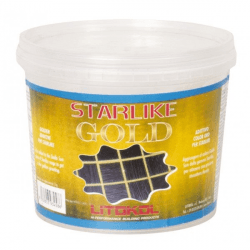 Litochrom Starlike additif brillance doré Gold - 150g