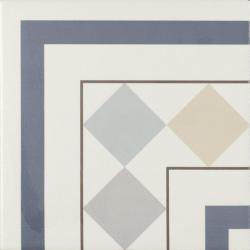 Carrelage d'angle 20x20 cm BRISTO - unité Ribesalbes