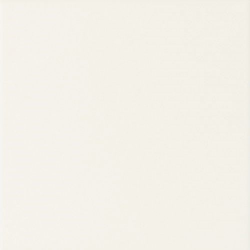 Carrelage uni white 20x20 cm CAPRICE 20868 - 1m² Equipe