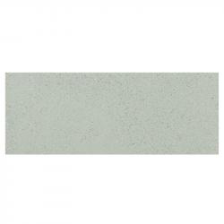 Plinthe de carreau de ciment véritable unie BASALTE 10x20 cm - 4mL