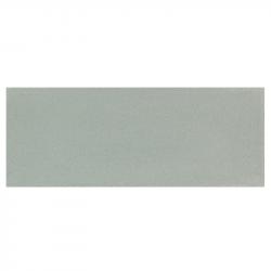 Plinthe de carreau de ciment véritable unie GRANIT 10x20 cm - 4mL