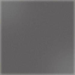 Carrelage uni 5x5 cm gris foncé brillant PIRITE sur trame - 1m²