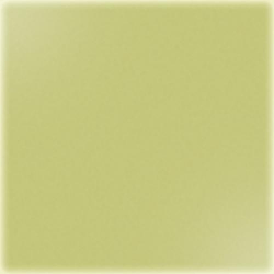 Carrelage uni 5x5 cm vert jaune brillant TITANIO sur trame - 1m²