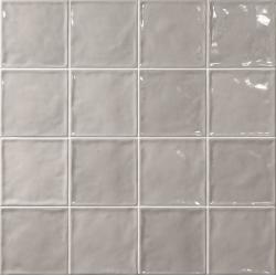 Carrelage effet zellige 15x15 CHIC GRIS - 1m² El Barco