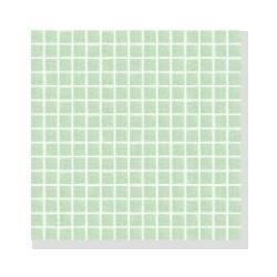 Mosaique piscine Vert amande A48 20x20mm - 2.14m²