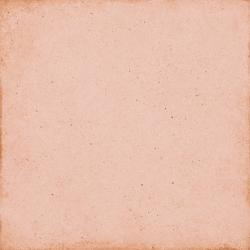 Carrelage uni vieilli rose 20x20 cm ART NOUVEAU CORAL PINK 24388 - 1m² Equipe