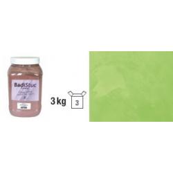 Chaux véritable vert Anis déco stuc ou badigeon intérieur extérieur - 3kg