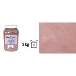 Chaux véritable Rose déco stuc ou badigeon intérieur extérieur - 3kg