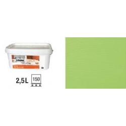 Peinture naturelle à la chaux intérieur extérieur Vert Tilleul - 2
