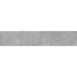 Plinthe vieillie DELTA Gris ciment 9.4x60 cm - 12mL
