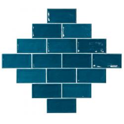 Carrelage effet zellige 7.5x15 GLAMOUR BONDI - 0.45m² El Barco