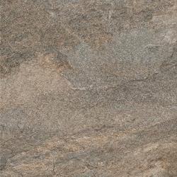 Carrelage effet pierre Quarzite beige gris nuancé STONE-D DI BARGE 60x60cm rect. - 1.44m² ItalGraniti