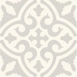 Carrelage imitation ciment pastel 20x20 cm JUVEL antidérapant R10 - 1m²