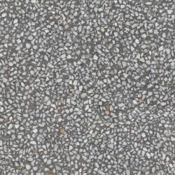 Carrelage imitation granito terrazzo 80x80 cm PORTOFINO Grafito - 1.28m²