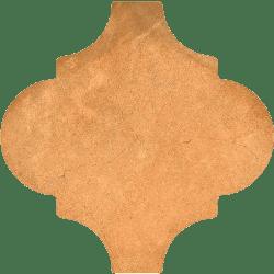 Carrelage provençal 20x20cm décor terre cuite BUXTON Natural - 0.63m²