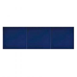 Azulejo Sevillano GRANADA carreau bleu marine 15x20 cm LISO COLLECTION ZOCALO - 0.9m² Ribesalbes