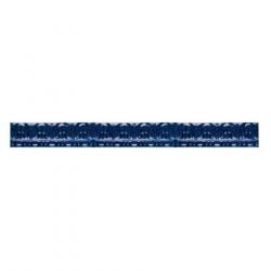 Azulejo Sevillano Moulure Bleu 5x20 cm - 27 unités Ribesalbes
