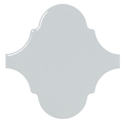 Carreau bleu ciel brillant 12x12cm SCALE ALHAMBRA SKY BLUE - 0.43m²