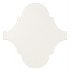 Carreau blanc mat 12x12 SCALE ALHAMBRA WHITE MATT 21933 - 0.43m²