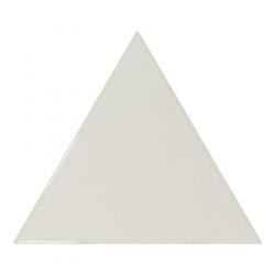 Carreau menthe brillant 10.8x12.4cm SCALE TRIANGOLO MINT - 0.20m²
