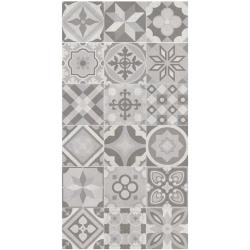 Carrelage imitation ciment 30x30 cm GREDOS gris anti-dérapant R10 - 1.17m² Vives Azulejos y Gres