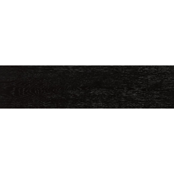 Carrelage ARHUS noir imitation parquet style chevron rectifié 14.4x89 - 1.29m² Vives Azulejos y Gres