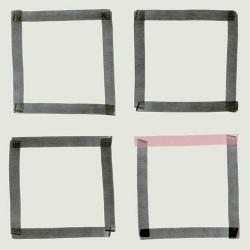 Carrelage géométrique HAMAR décoré 20x20 - 1m²