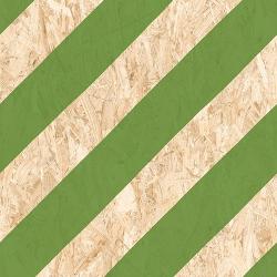 Carrelage imitation bois aggloméré NENETS Vert 59.3X59.3 cm - 1.06 m²