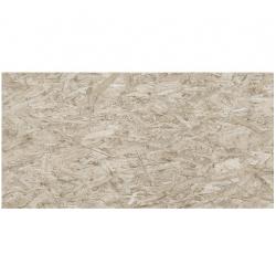 Carrelage rectifié imitation OSB bois aggloméré STRAND-R Cemento 59.3X119.3 cm - 1.42 m² Vives Azulejos y Gres