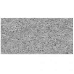 Carrelage rectifié imitation OSB bois aggloméré STRAND-R Gris 59.3X119.3 cm - 1.42 m² Vives Azulejos y Gres