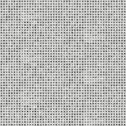 Carrelage imitation ciment décor noir et blanc 20x20 cm VODEVIL PAIX SOMBRA - 1m²