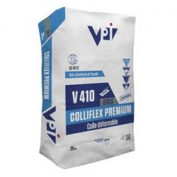 Colle - COLLIFLEX PREMIUM V410 GRIS - 25 kg Decora