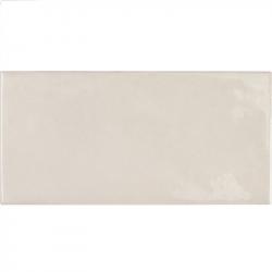 Faience effet zellige gris 6.5x13.2 VILLAGE SILVER MIST 25582 -0.5 m²