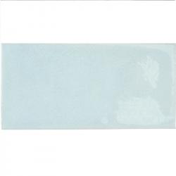 Faience effet zellige bleu ciel 6.5x13.2 VILLAGE CLOUD 25585- 0.5m²