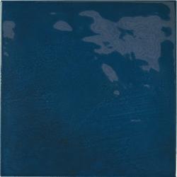 Faience effet zellige bleu nuit 13.2x13.2 VILLAGE ROYAL BLUE 25589 - 1 m²