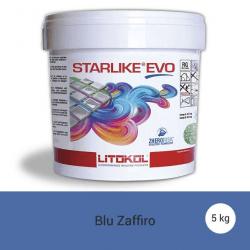 Litokol Starlike EVO Blu Zaffiro C.350 Mortier époxy - 5 kg