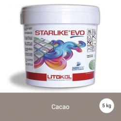 Litokol Starlike EVO Cacao C.230 Mortier époxy - 5 kg
