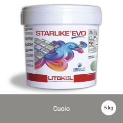 Litokol Starlike EVO Cuoio C.232 Mortier époxy - 5 kg