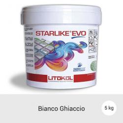 Litokol Starlike EVO Bianco Ghiaccio C.102 Mortier époxy - 5 kg