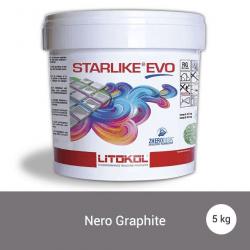 Litokol Starlike EVO Nero grafite C.140 Mortier époxy - 5 kg