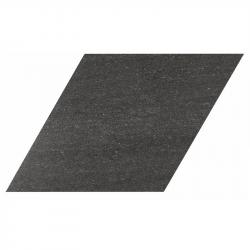 Carrelage losange géant noir 70x40 DIAMOND CITY BLACK - 0.98m²