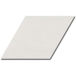 Carrelage losange géant blanc 70x40 DIAMOND CITY WHITE - 0.98m²