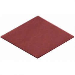 Carrelage losange rouge 15x8,5cm ROMBO10 CARMIN - 0.27m²